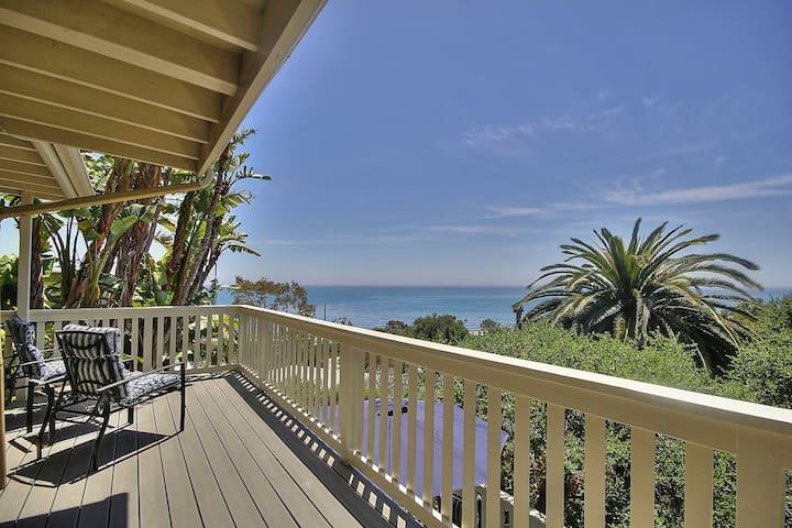3BR/2BA Summerland Beach Retreat, Ocean Views