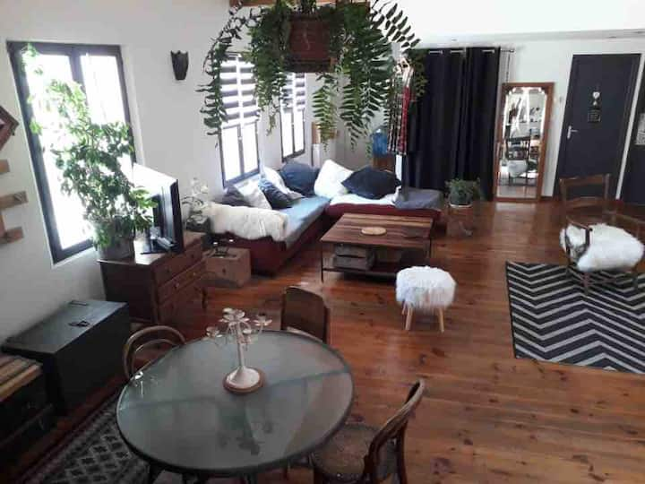 Avignon Intra Muros Appartement type Loft 120 m2
