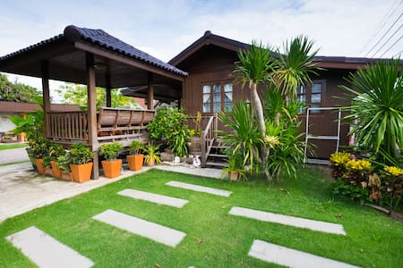 Cool Cat House ครูแคทเฮาส์ - Tambon Sap Samo Thot - บ้าน