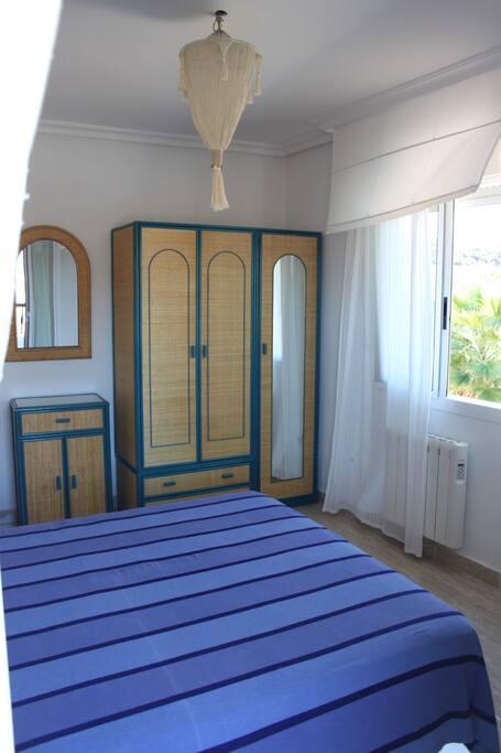 dormitorio principial
