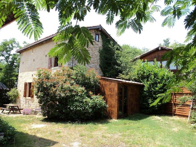 Le Rosier, Hameau des Chênes, 31360 LE FRECHET - Le Fréchet - House
