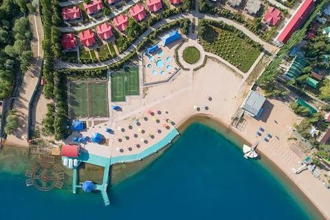 Evrazia Hotel + hot springs
