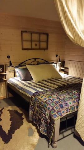 Hyggelig stort rom i hjertet av arktis - Longyearbyen - Casa
