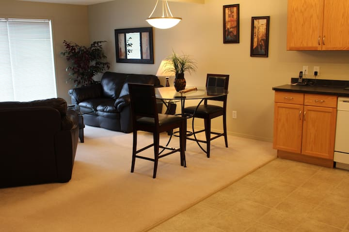 Furnished One Bedroom - Month Rental - Clareview