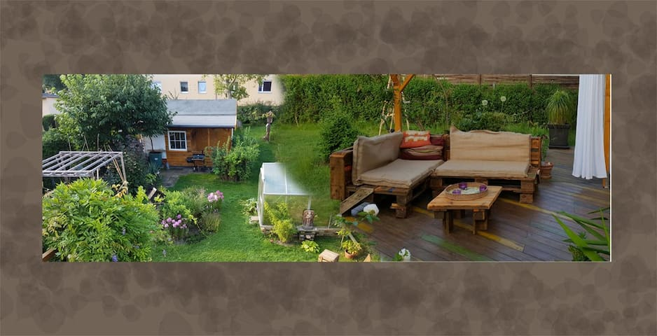 Tiny House in Berlin-Weissensee