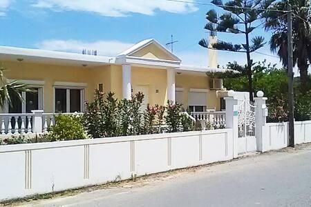 ELENA'S HOUSE beach 1,3km - national road 1,2km
