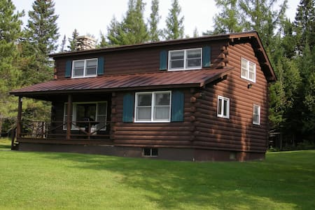 Mountain View House - Seboomook Lake