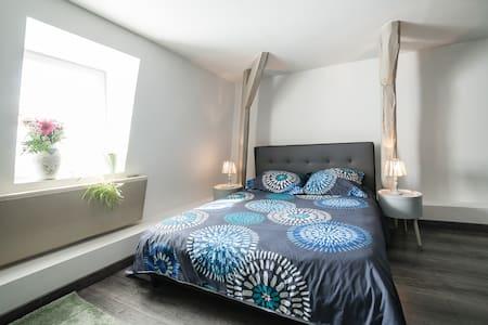 Chambre d'Hôtes MARS et VENUS  chez ALISA & DANIEL - Sarlat-la-Canéda - Bed & Breakfast