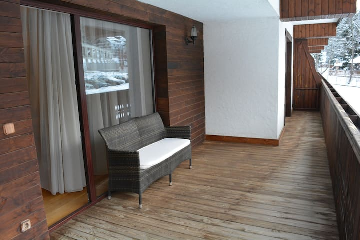 Apartment in Predeal langa partia Clabucet - Predeal - Appartement