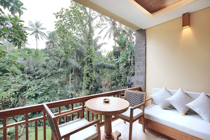 Ubud Valley View #romance #couple #luxury