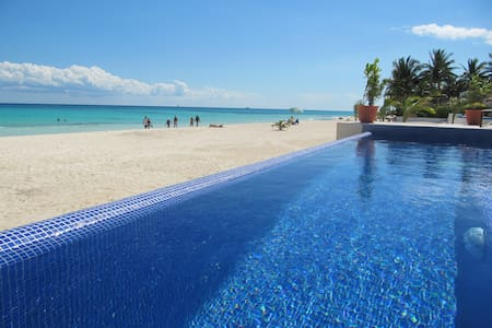 Casa Moskito, Oceanfront, Beautiful New Villa - Playa del Carmen