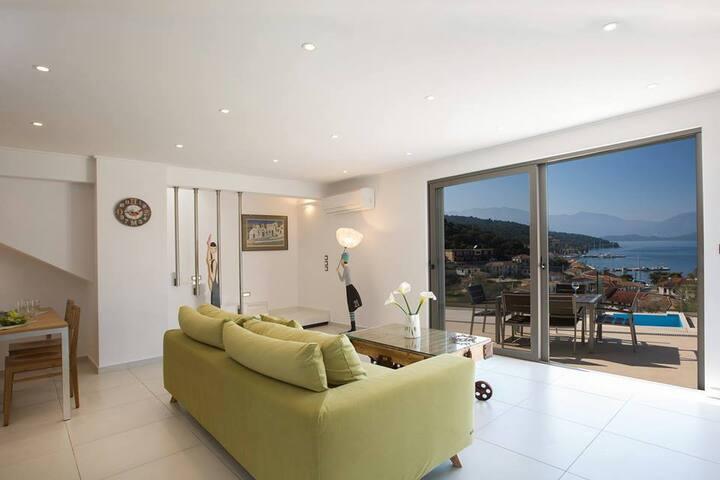 Meganisi Sunset Luxury Villas - Villa Clio
