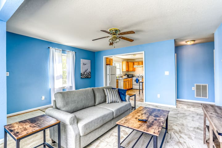 ❤ Family Fun | min to the Beach | Pets | Privacy ❤