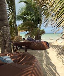 VILLA MEDITERRANEO /Prívate Beach - Holbox - Villa