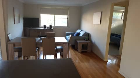 Peaceful, immaculate 3 bedroom townhouse