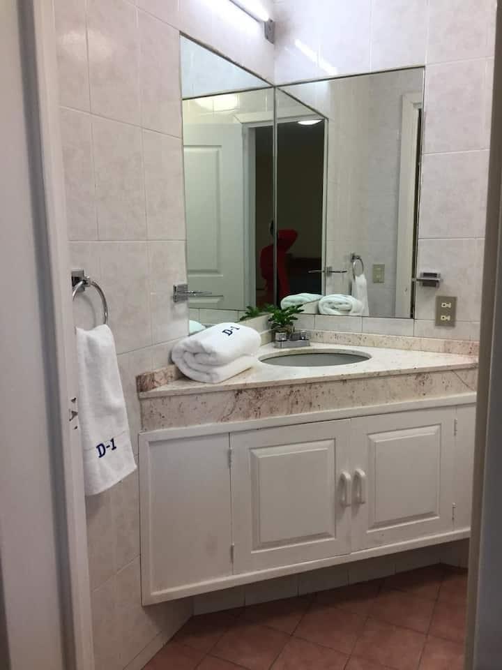 Apartamento Amueblado Con Amenidades Con servicios