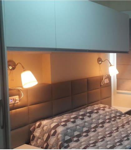 Muito bom apartamento em uma área boa e tranquila.