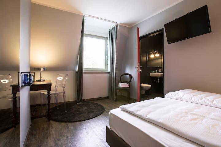 Hotel Heimathafen, (Lörrach), Doppelzimmer