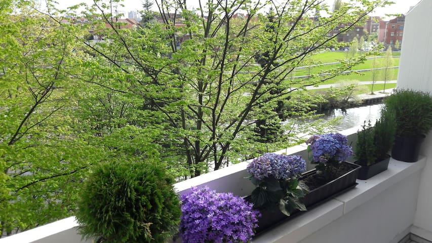 Schöne und gemütliche maisonette Wohnung - Hannover - Apartment