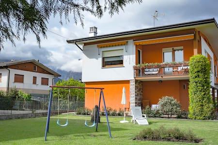 Borgo Villa, e sei subito nel Parco Dolomiti