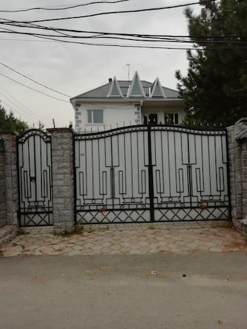 Жилой Дом Хан-Тенгри