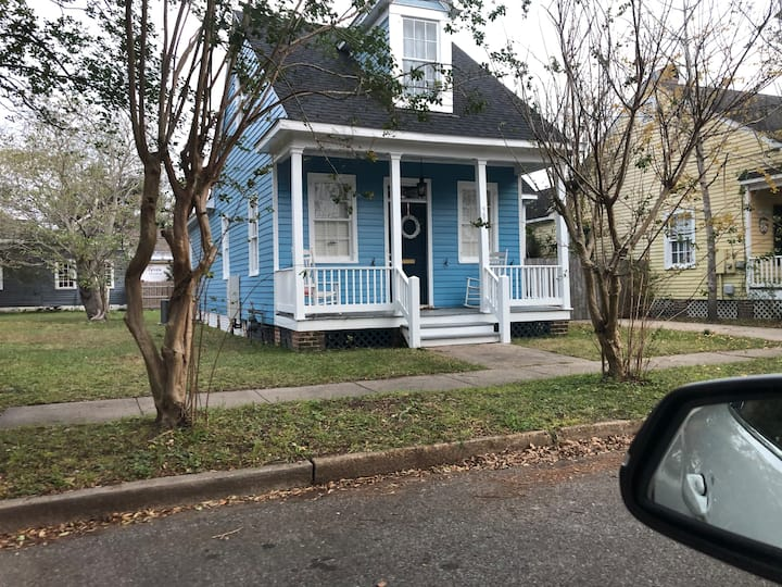 Historic home in the heart of downtown Mobile