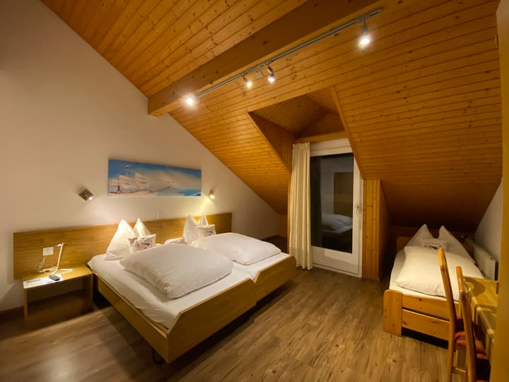 Triple Room with air conditioning AK 1