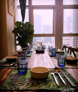 迪荡CBD·一所看得见白鹭的房子 - 绍兴