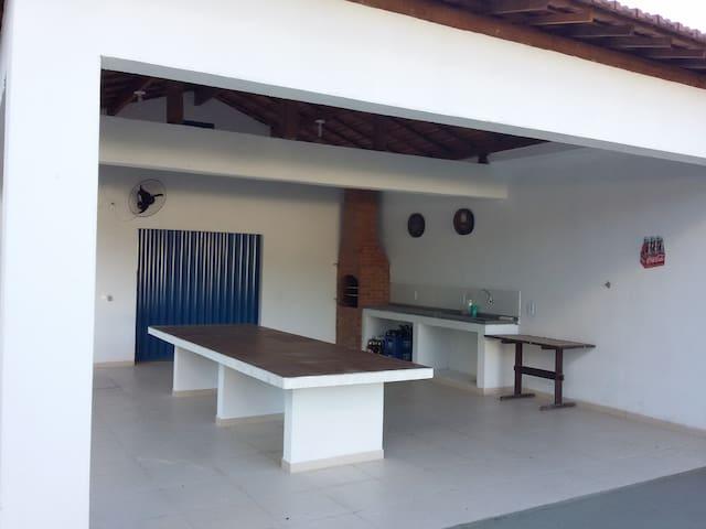 Belo sítio em Itaguaí (40 minutos do Rio) - Итагуаи - Бунгало
