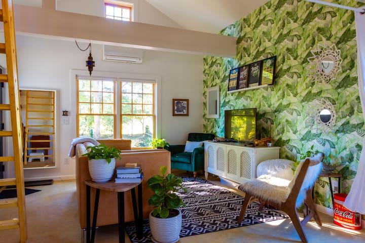 Eco-friendly Tiny House on the Beltline