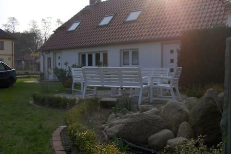 Ostseeferienhaus Biendorf, Nahe Bad Kühlungsborn - Guesthouse