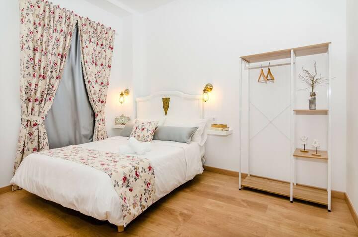 EL PALACIO Alojamiento turístico. hab. doble