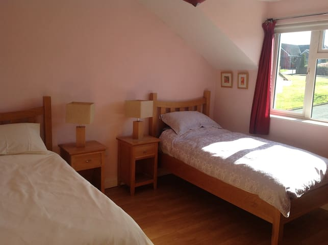 Twin room in heart of Boyne Valley - Athboy - Rumah