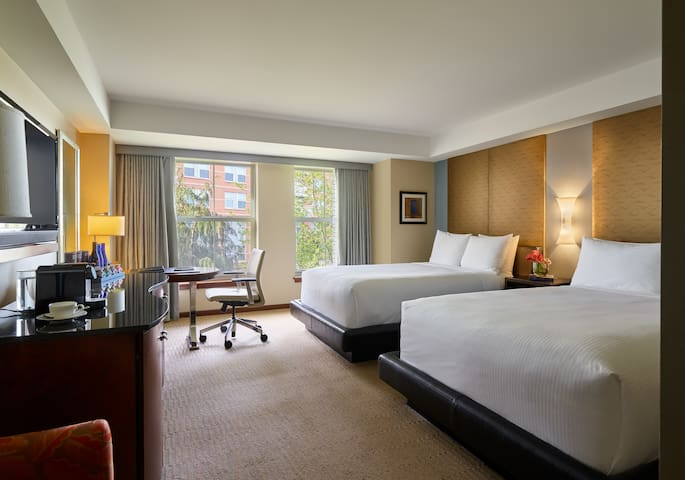 Battery Wharf Hotel, Deluxe Double