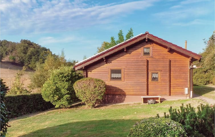 Holiday cottage with 1 bedroom on 43m² in Schlitz-Rimbach