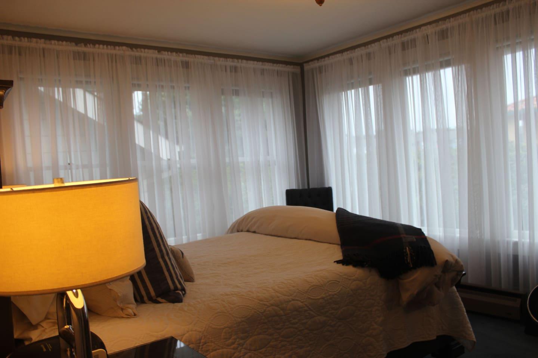 Bright Room WIndows