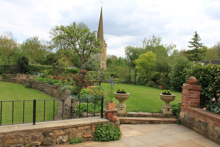 The Old Mill Studio Apartment, Cotswolds - Childswickham - Daire