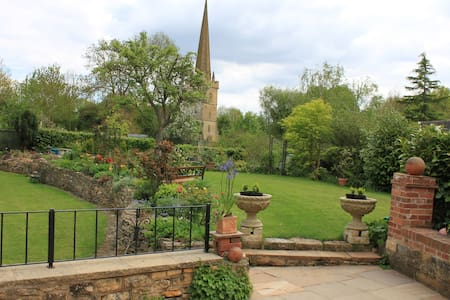 The Old Mill Studio Apartment, Cotswolds - Childswickham - Apartamento