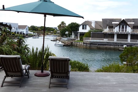 Beautiful Cottage in a Canal House - Saint Francis Bay