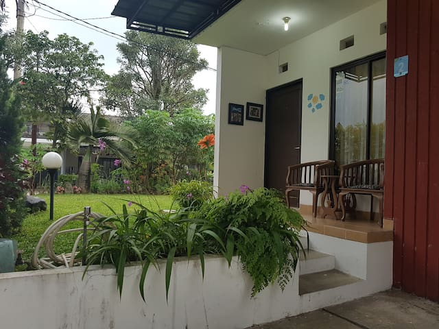 House with 2 Bedrooms @Bogor Nirwana Residence