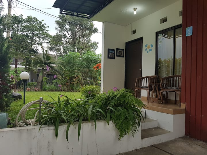 House with 2 Bedrooms @Bogor Nirwana Residence