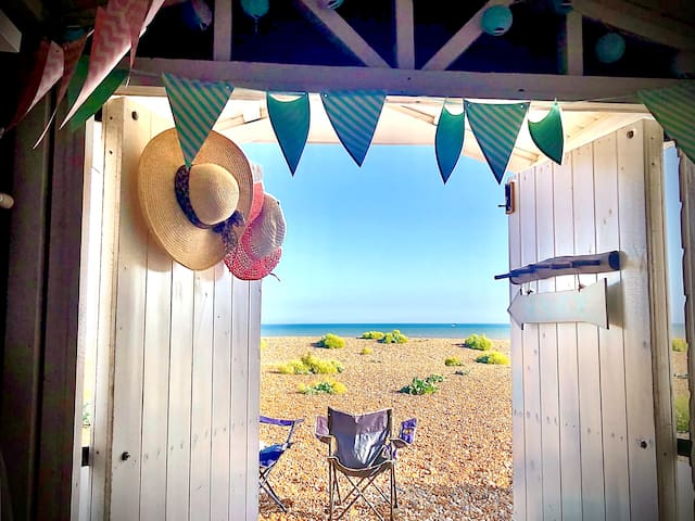 Beach Hut for day hire