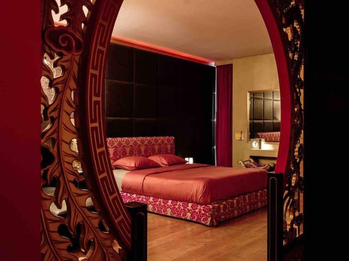 Verne Dreams : Shanghai room