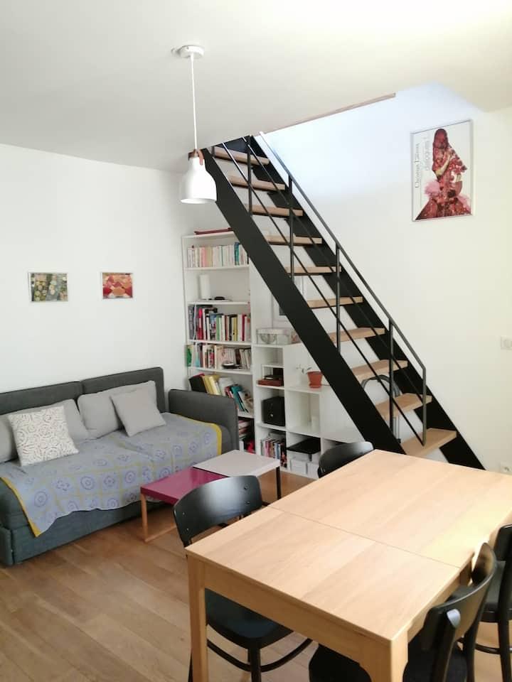 Appartement Paris 11e proche Bastille