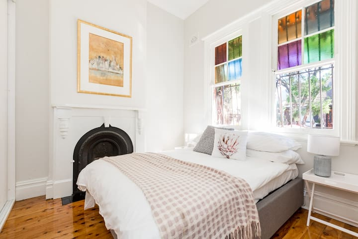 A Charming 2BR Newtown Terrace Home