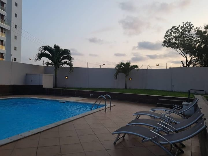 Cozy East Legon 2 Bedroom