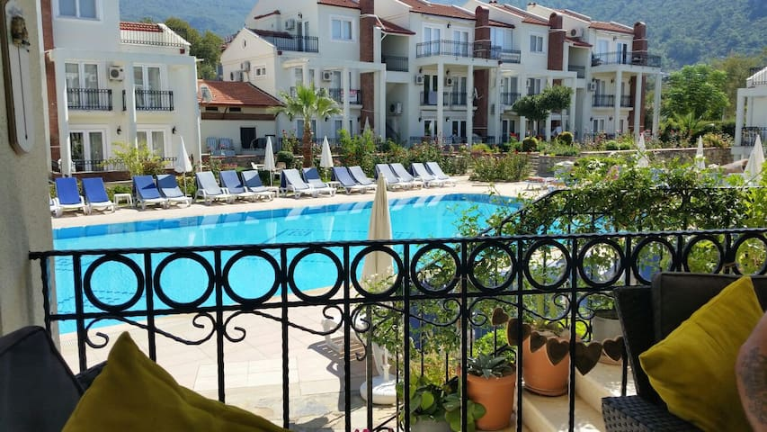 Condo nestled in perfect location Hisaronu/Ovacik
