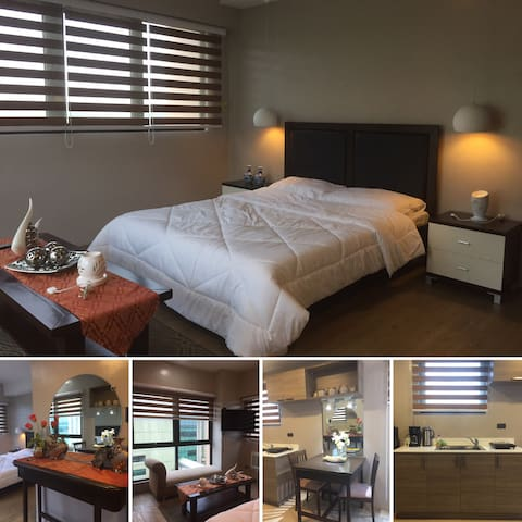 Hotel-like corner condo at Pasig, Marikina, Cainta