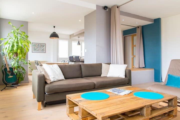 Appartement sur l'Ile de Nantes - Nantes - Huoneisto