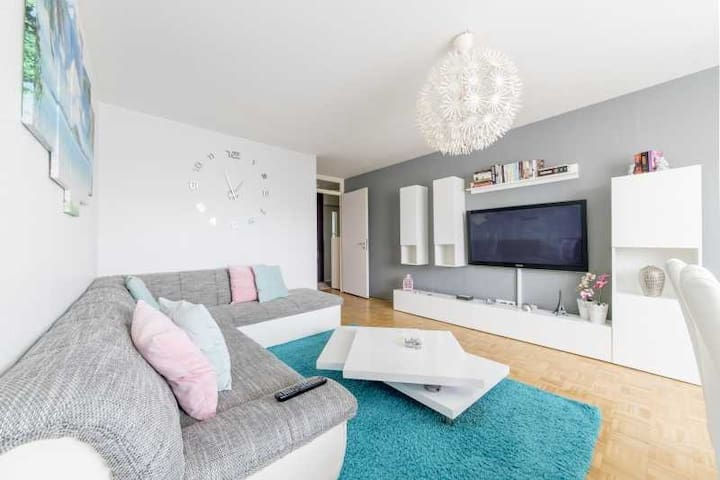 3  Zimmer Apartment | ID 6081 | WiFi, Apartment